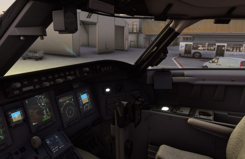 Aerosoft developing CRJ and Twin Otter for MSFS, Airbus next