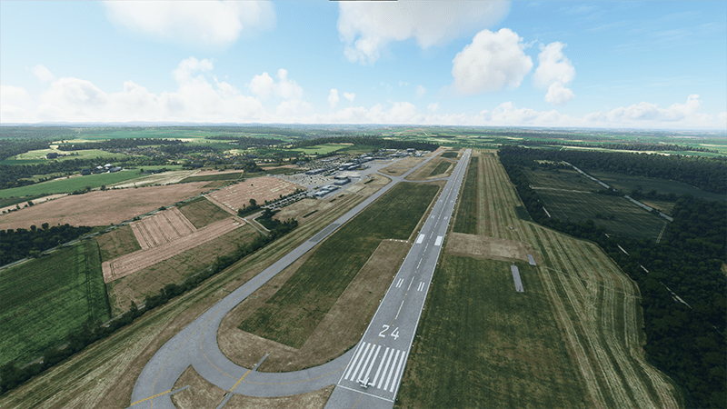 Aerosoft first MSFS airport is free!