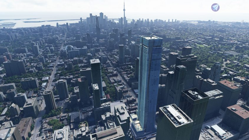 Fix Greater Toronto Area with this free Enhancement Pack