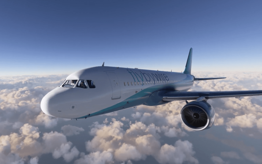 Freeware Airbus A32NX updated: many new features and a new name!
