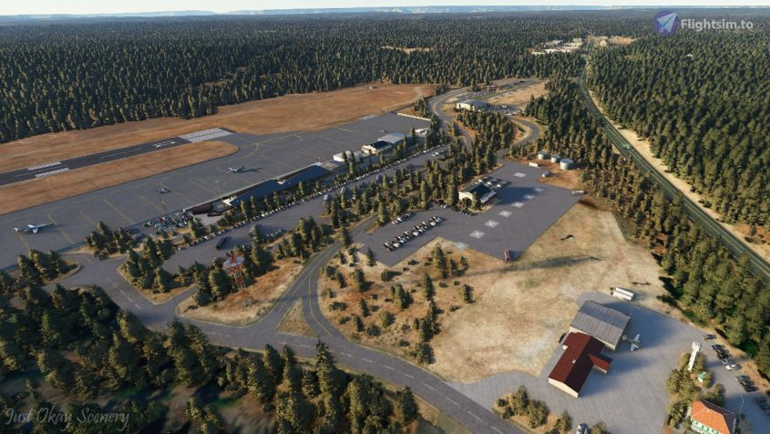 A better Grand Canyon National Park Airport – KGCN