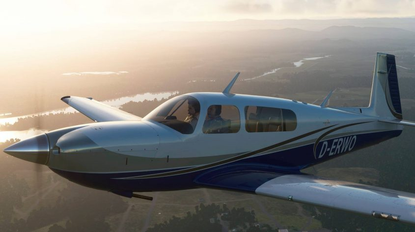 Carenado releases Mooney M20R Ovation in MSFS Marketplace