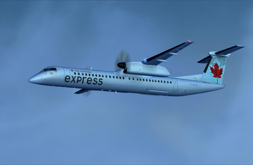 Majestic Dash-8 Q400 to be developed for MSFS, waiting for SDK improvements