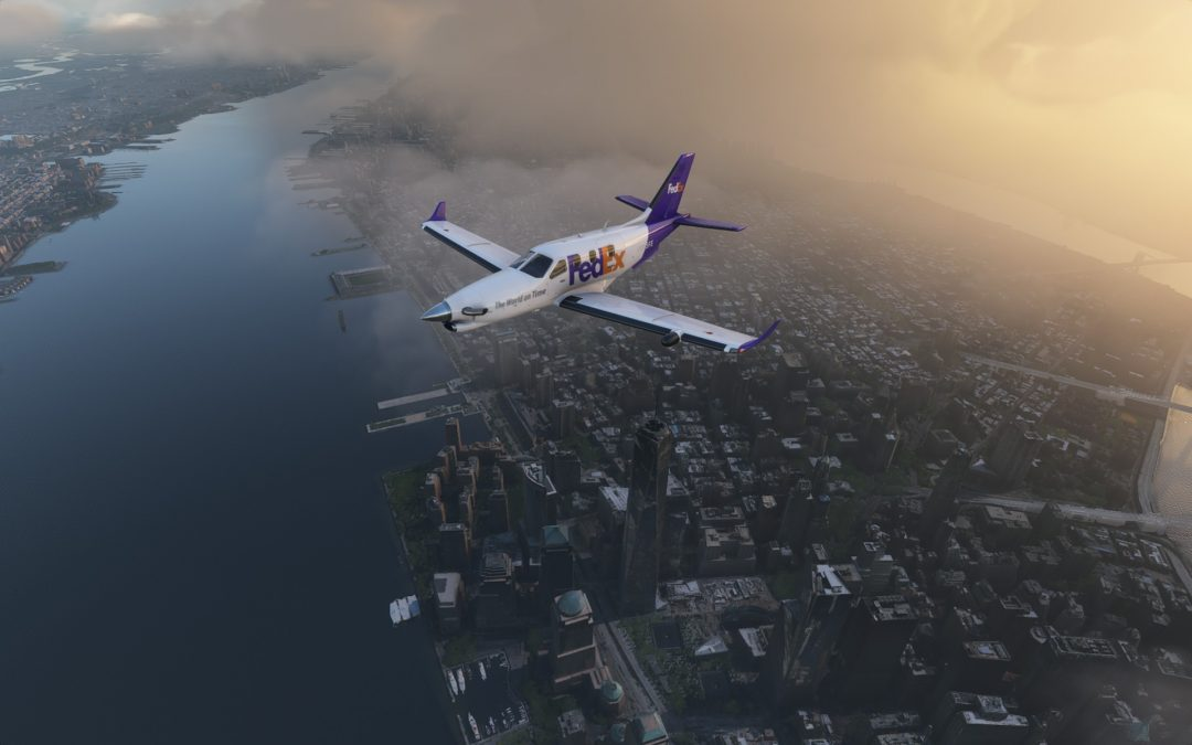 Spruce up your TBM 930 with this livery pack
