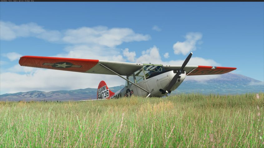 Black Box Simulation teases Cessna L-19 'Bird Dog' for MSFS