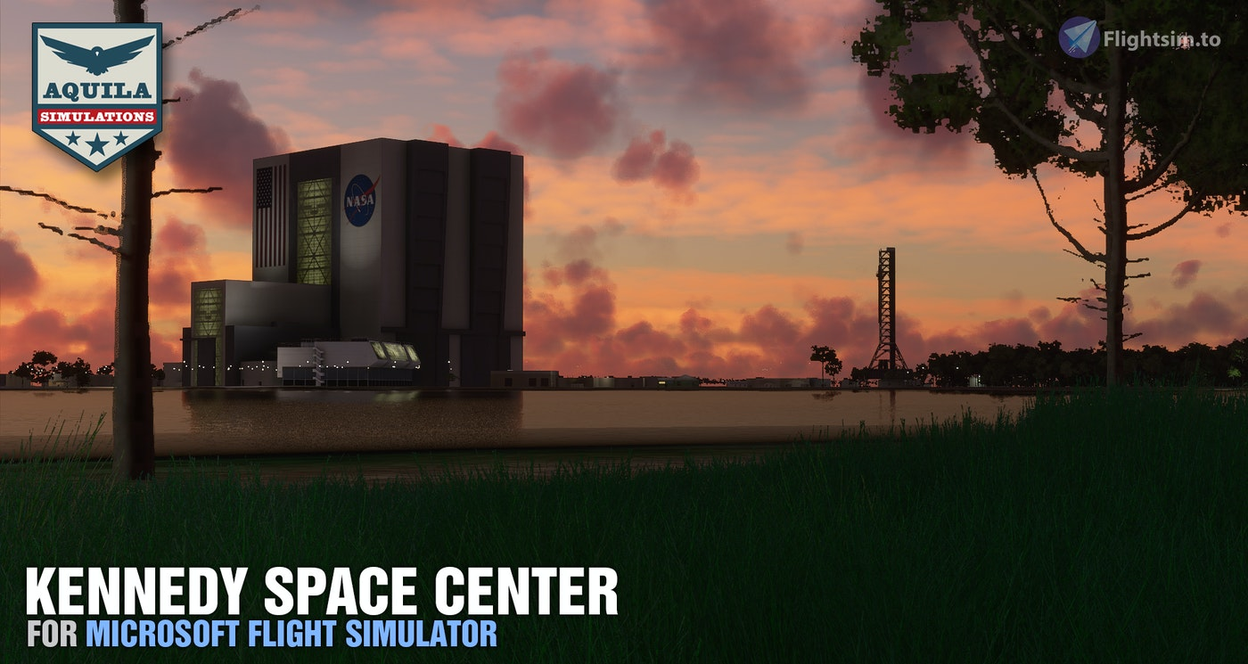 kennedy space center msfs 1
