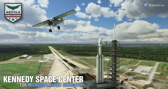 kennedy space center msfs 2