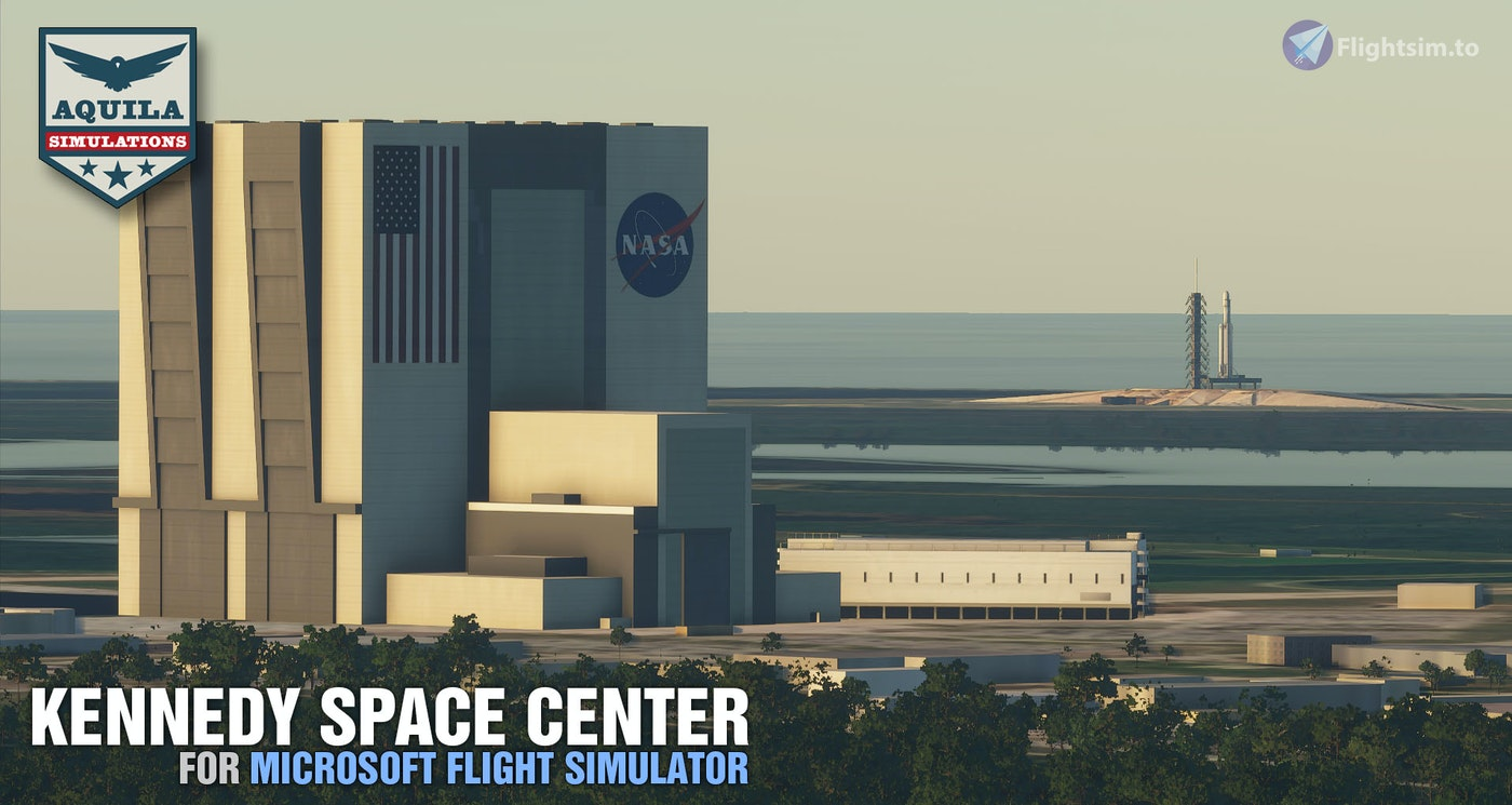 kennedy space center msfs 3