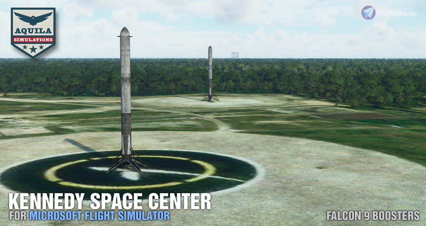 kennedy space center msfs 5