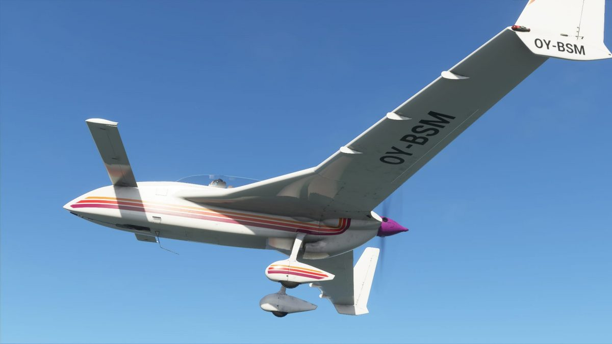 Rutan Long-EZ nears release by Indiafoxtecho