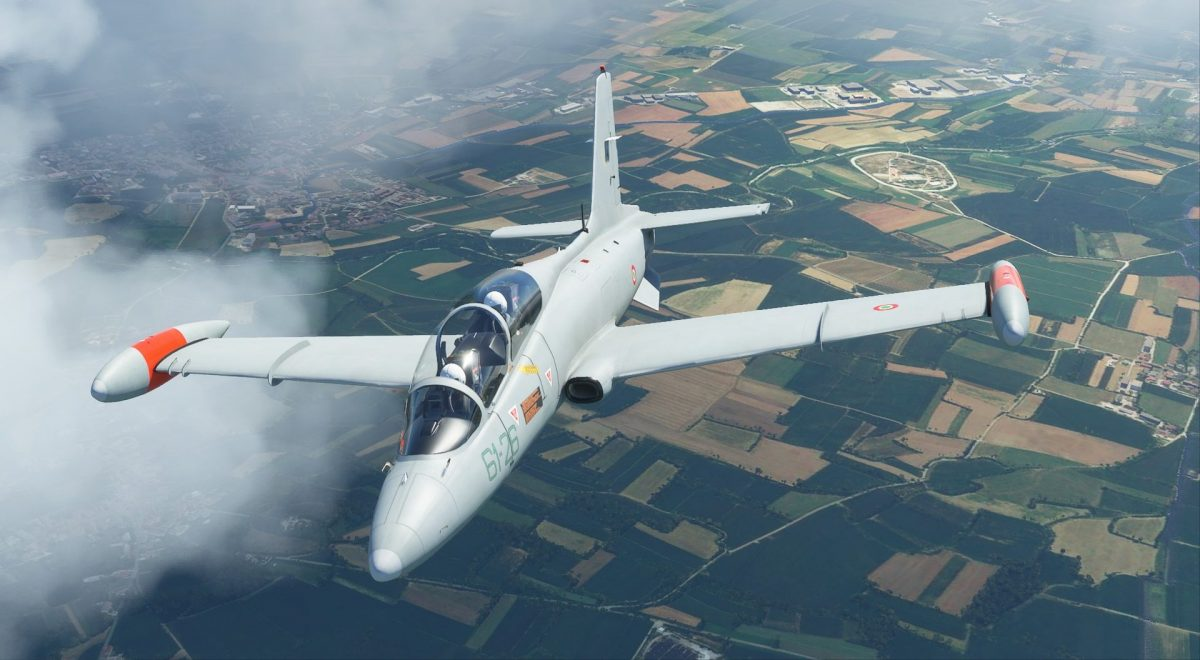 Aermacchi MB-339 released! (update: new version!)