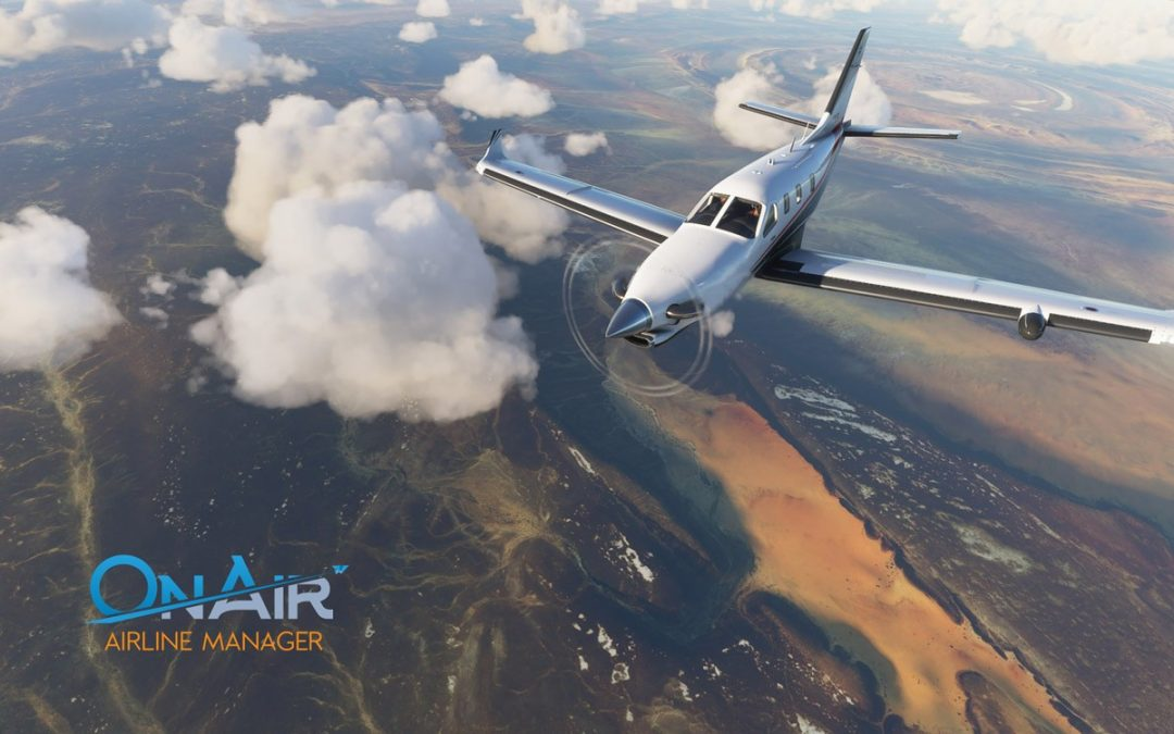 OnAir: manage your own MSFS airline company