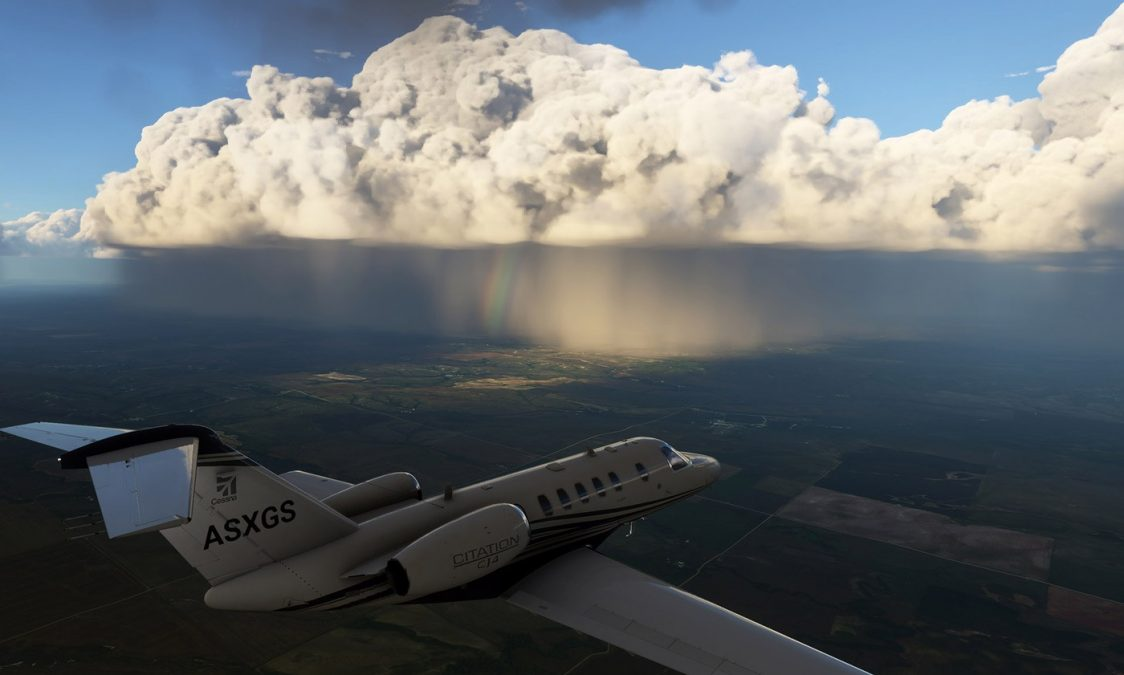 REX releases Weather Force for MSFS (updated!)
