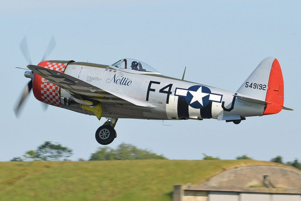 DC Designs working on WWII classic P-47 Thunderbolt for MSFS