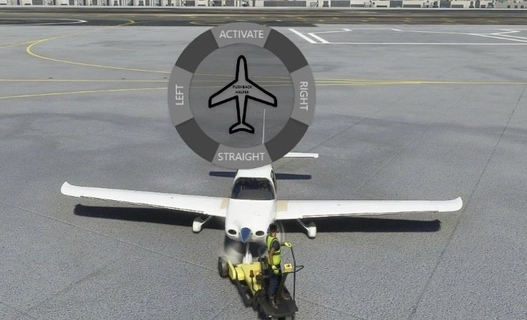 Pushback Helper: a free app to make pushback operations easier