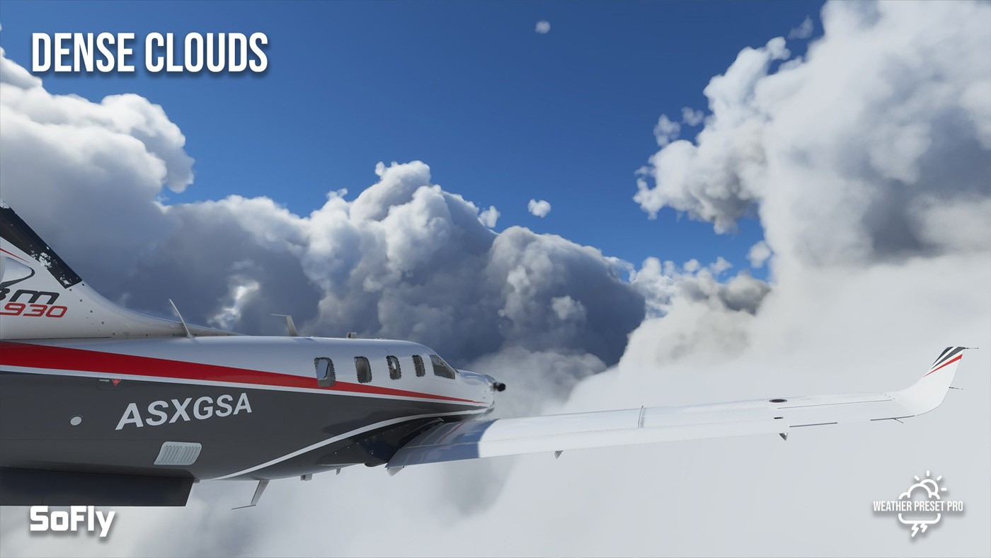 DenseClouds Preview 1