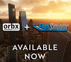 Orbx ad for msfsaddons 1