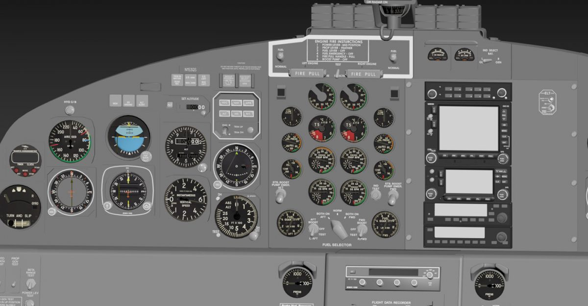 New images of Aerosoft's Twin Otter for MSFS