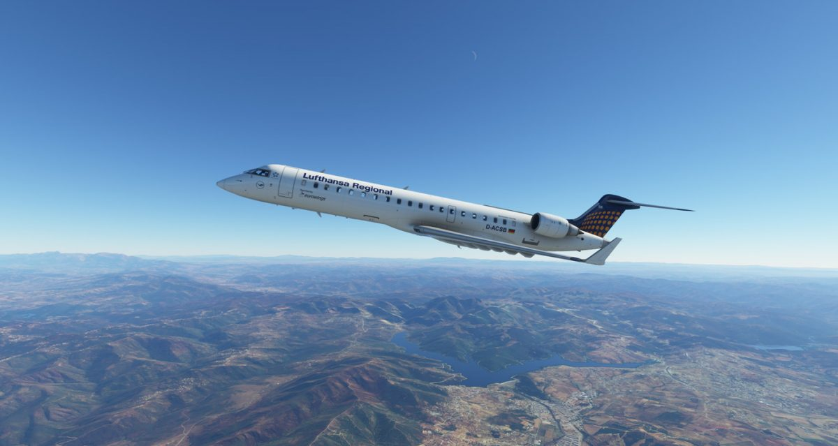 Aerosoft reveals video of upcoming CRJ-700's cockpit (update: new images!)
