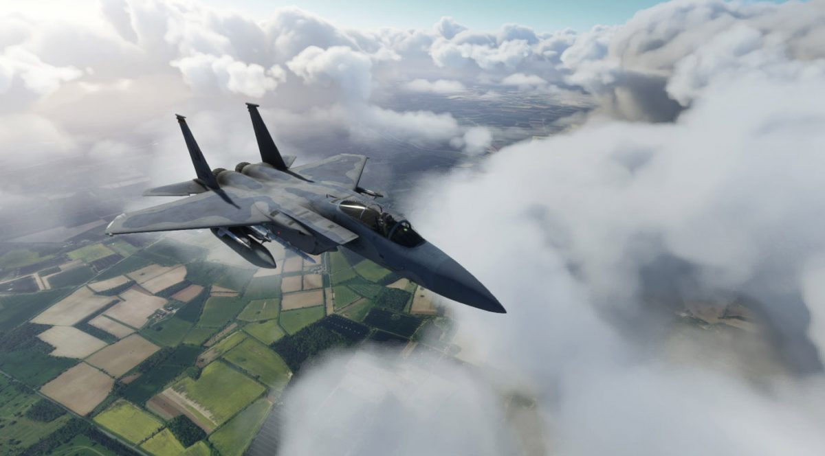 DC Designs' F-15 Eagle finally coming this month