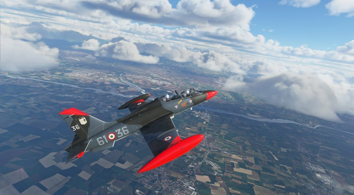 Aermacchi MB-339 release is near!