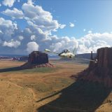 monument valley msfs 1