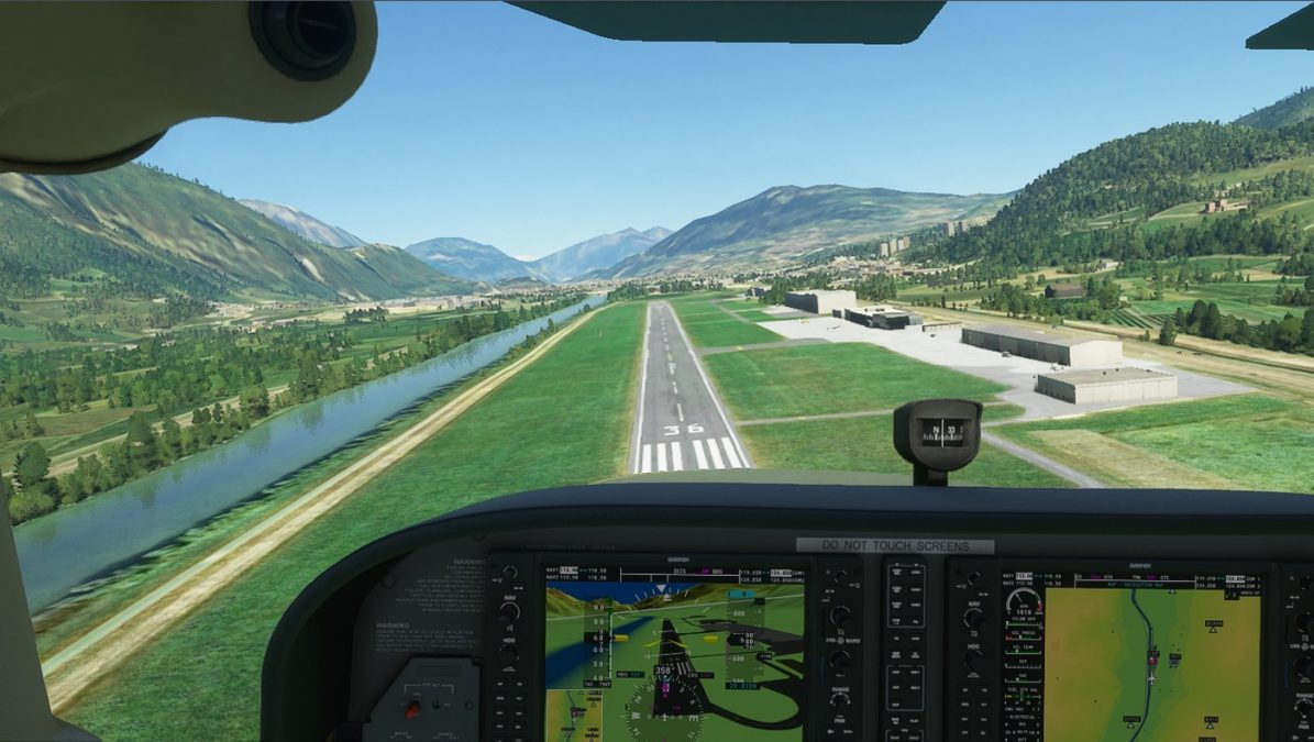 FS Approaches – Pilot In Command brings 24 new Landing Challenges to MSFS