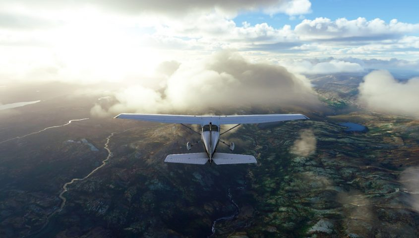 NeoFly: fly missions as a bush pilot in MSFS (updated to v2.0!)