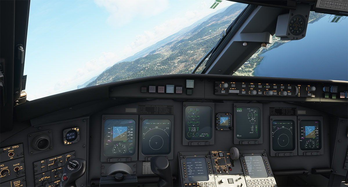 Aerosoft's CRJ detailed in more interior and exterior images