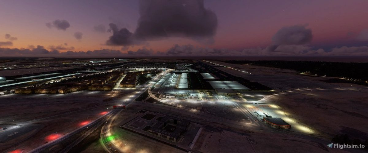 Miss Istambul Airport in MSFS? Download this free airport scenery!
