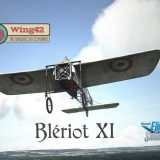 Bleriot XI Flight Simulator (MSFS)