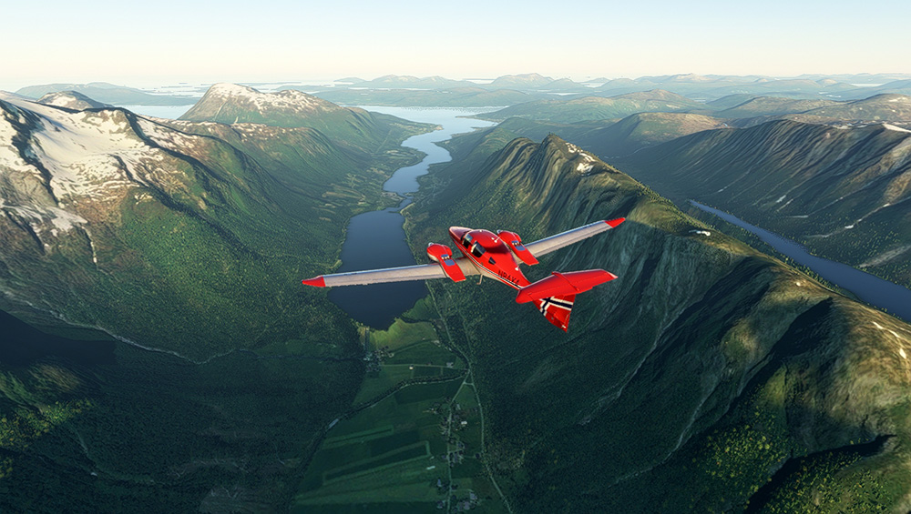 Perfect Flight releases 'Bush Trip – The Fjords' for MSFS