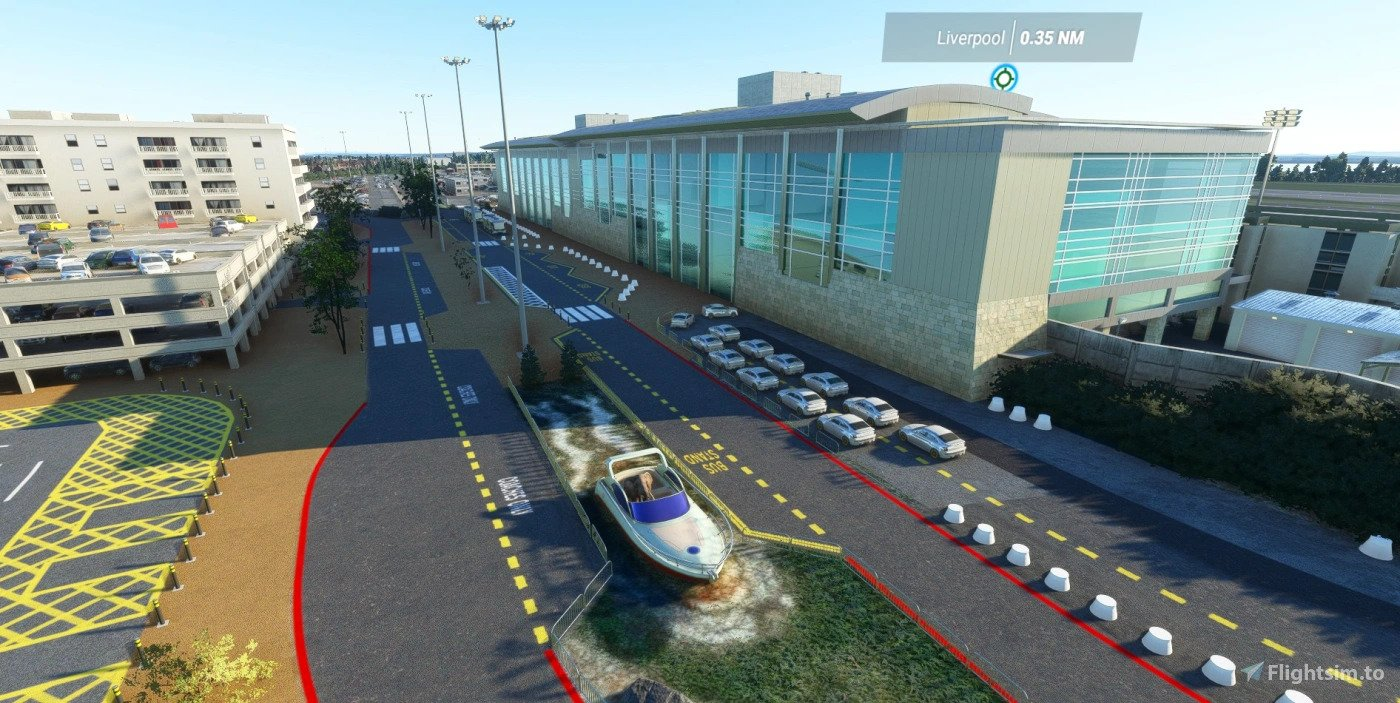 liverpool airport msfs 1