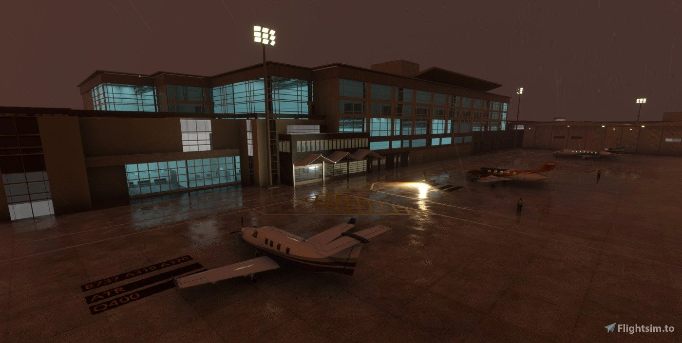liverpool airport msfs 2