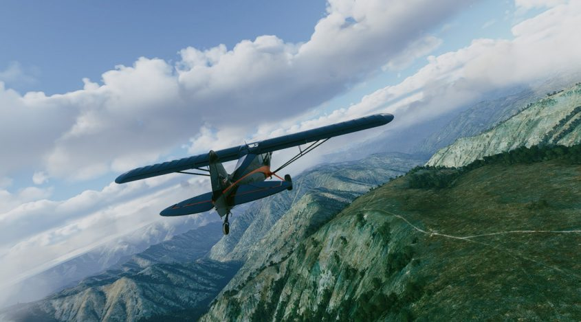 MSFS World Update 3 to focus on UK, with improved terrain and new airports