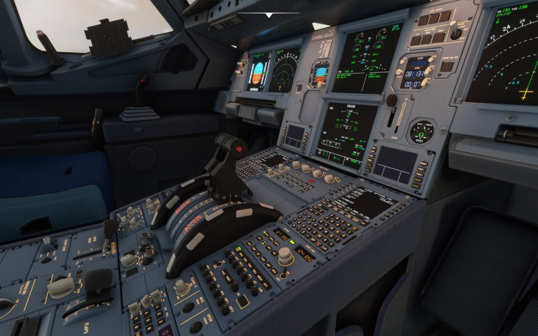 FlyByWire forks the A32NX from the default A320neo, will now live as a separate aircraft