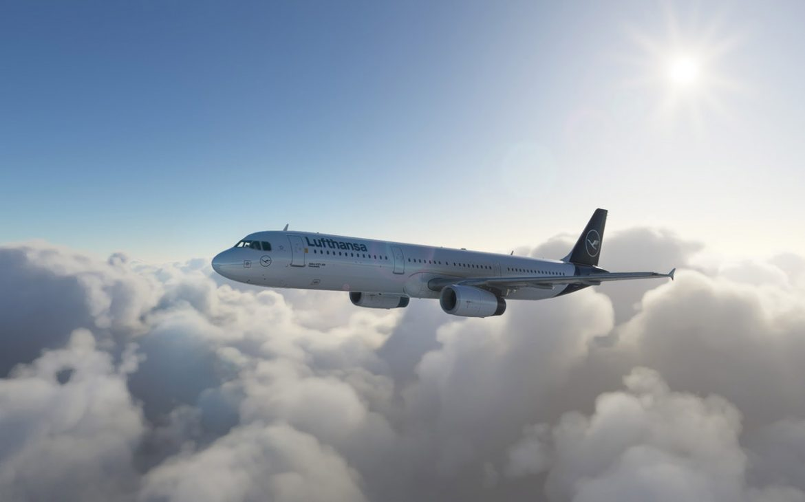 Airbus A321 liveries MSFS