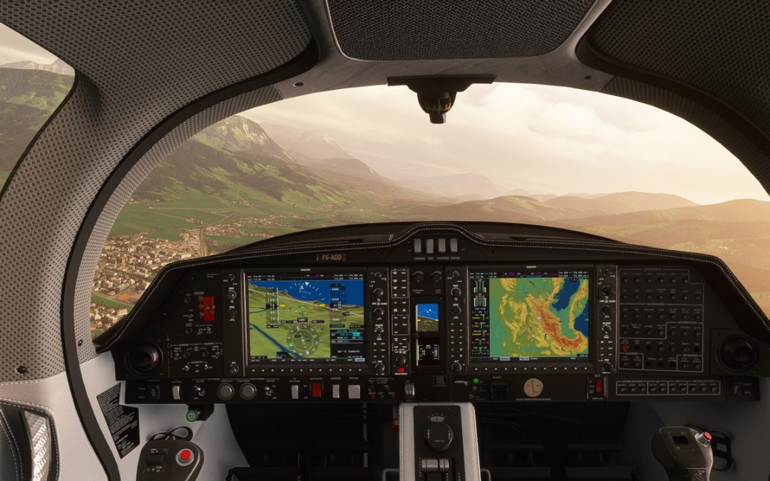 Get the Diamond DA62X Improvement Mod and the WT G1000 NXi for a superb flying machine in MSFS