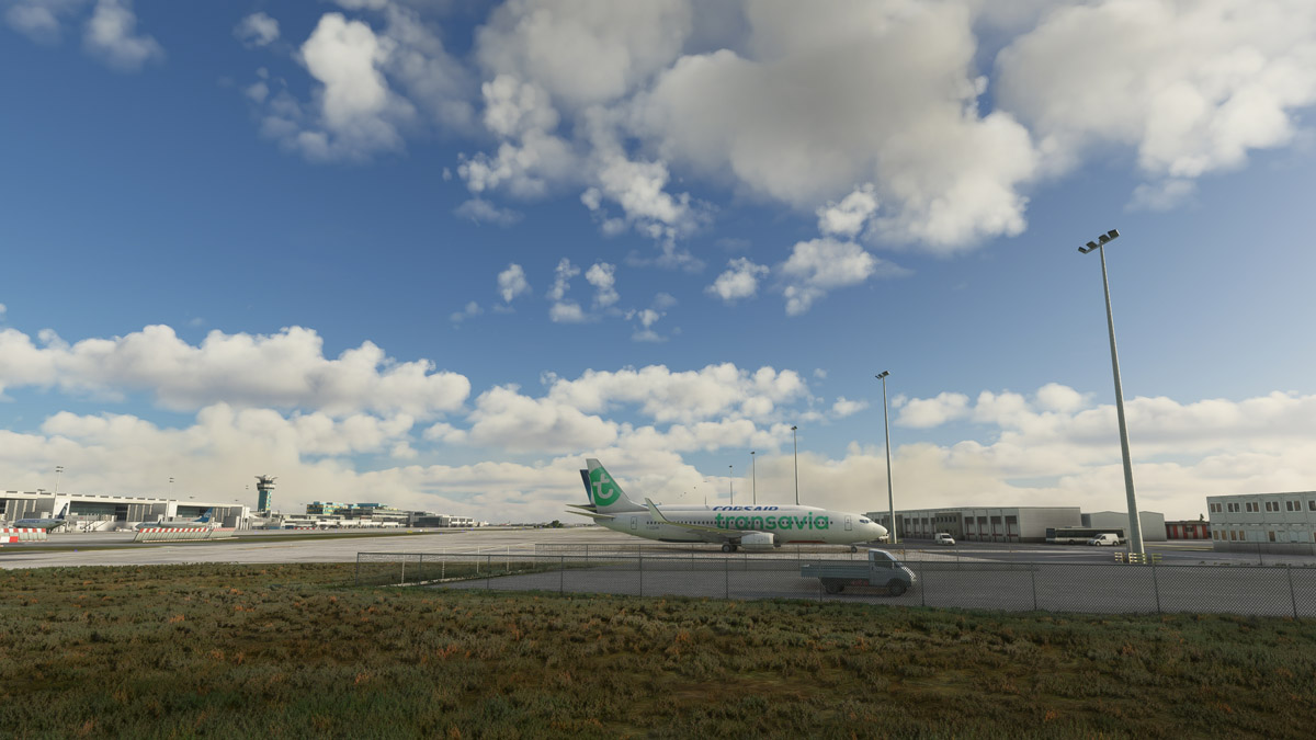 Paris Orly Airport MSFS 1