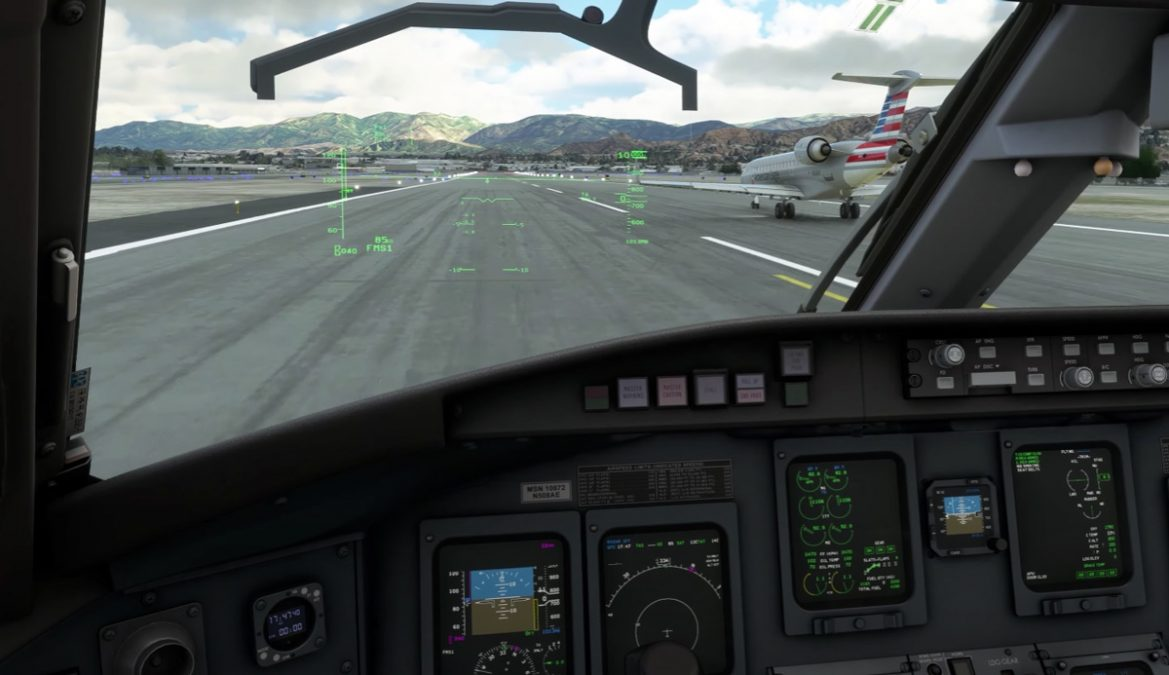 Aerosoft delays CRJ to Q1 2021, shares first official teaser video