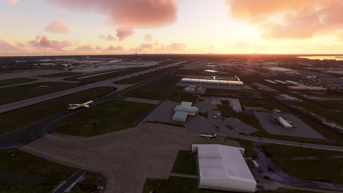 new orleands airport msfs 6