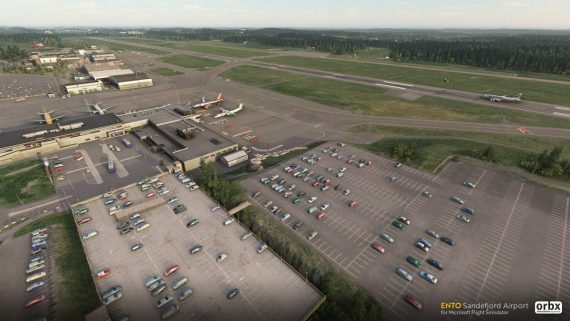 2Torp AIrport MSFS