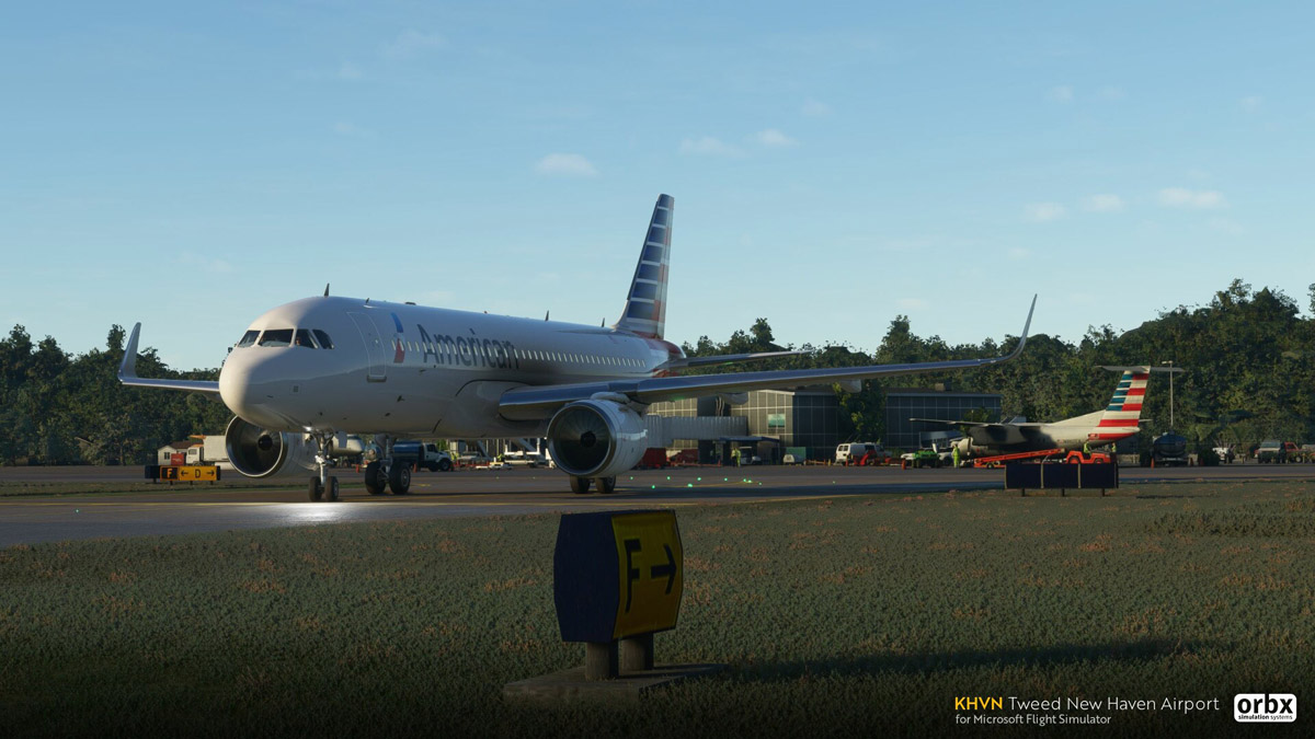 KHVN Tweed New Haven aircraft MSFS