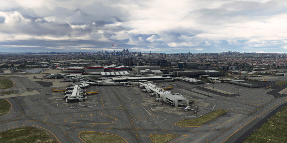 FlyTampa releases YSSY – Sydney International Airport for MSFS