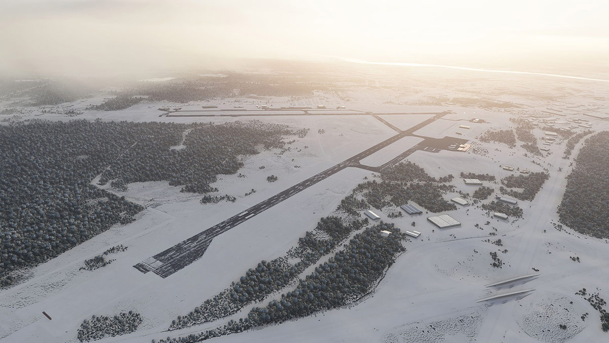 Greater Moncton International Airport released by Stairport Sceneries