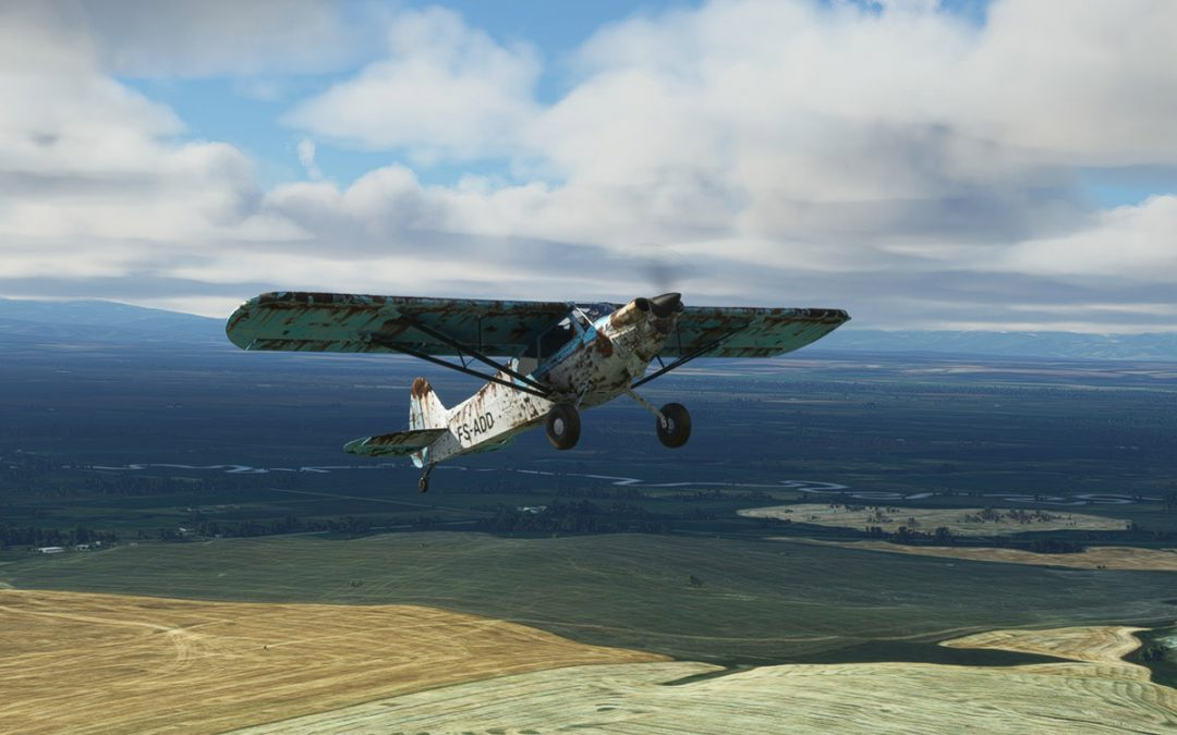 Spruce up your XCub with this excellent Livery Pack by Bush League Legends