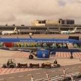 Brussels Airport MSFS