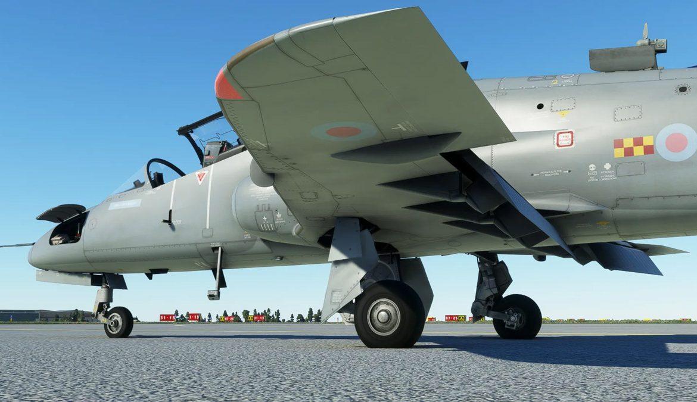 Hawk T1 MSFS 3