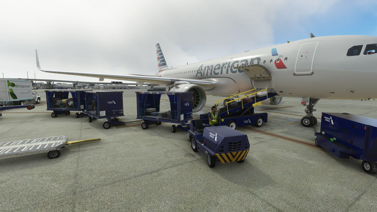 LatinVFR AREX completely overhauls airport ground vehicles in North America