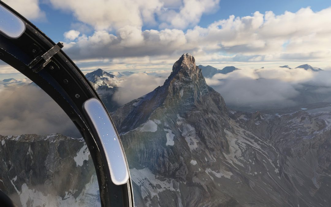 Get this free addon for a striking tour to one of the world's most famous mountains: the Matterhorn